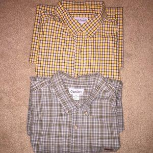 Set of 2 Carhartt short sleeve size 2XL